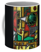 E-commerce Coffee Mug by Leon Zernitsky