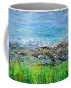 Early Spring Range Coffee Mug by Regina Valluzzi
