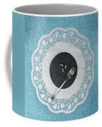 Eating Pills Coffee Mug by Joana Kruse