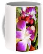 Edible Flowers Coffee Mug by Jacqueline Athmann