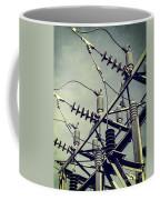 Electricity Coffee Mug by Edward Fielding
