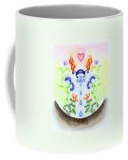 Elements Coffee Mug by Keiko Katsuta