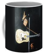 Elvis 1956 Coffee Mug by Bryan Bustard