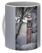 Energy Shortage Coffee Mug by Joan Carroll