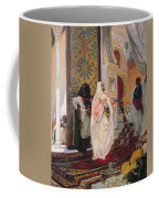 Entering The Harem Coffee Mug by Georges Clairin