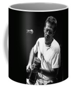 Eric Clapton 003 Coffee Mug by Timothy Bischoff