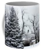 Estherville Barn Coffee Mug by Julie Hamilton