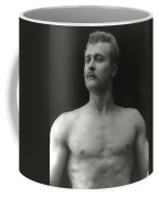 Eugen Sandow Coffee Mug by American Photographer