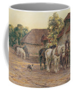 Evening Coffee Mug by Joseph Harold Swanwick
