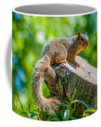 Exploring Coffee Mug by Optical Playground By MP Ray