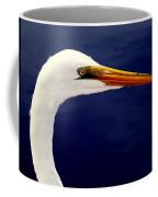 Eyes Of Steel Coffee Mug by Karen Wiles
