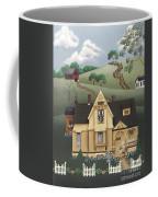 Fairhill Farm Coffee Mug by Catherine Holman