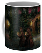 Fantasy - Into The Night Coffee Mug by Mike Savad