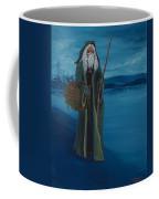 Father Christmas Coffee Mug by Darice Machel McGuire