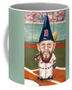 Fenway's Garden Gnome Coffee Mug by Jack Skinner