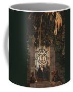 Feu D Artifice Coffee Mug by Konstantin Andreevic Somov