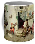 Figaro's Shop Coffee Mug by Jose Jimenes Aranda