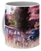 Final Resting Place Coffee Mug by Anna Marie Burdette