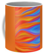 Firelight Coffee Mug by Daina White