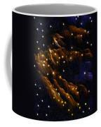 Fireworks As I See Them  4 Coffee Mug by F Leblanc