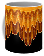 Fireworks Melting Abstract Coffee Mug by Rose Santuci-Sofranko
