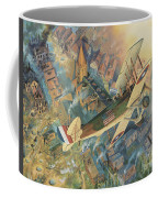 First Over The Front Coffee Mug by Randy Green