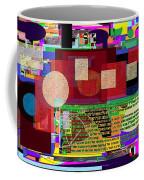 Fixing Space 12 Coffee Mug by David Baruch Wolk