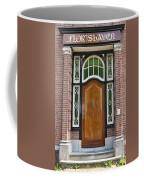 Florishaven Doorway Coffee Mug by Phyllis Taylor