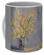 Flower Arrangement Exotic  Coffee Mug by Patricia Awapara