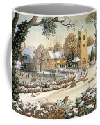 Focus On Christmas Time Coffee Mug by Ronald Lampitt