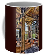 Fonthill Castle Office Coffee Mug by Susan Candelario