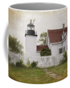 Fort Point Lighthouse Coffee Mug by Joan Carroll