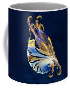 Fractal - Sea Creature Coffee Mug by Susan Savad