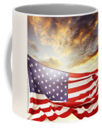 Freedom Coffee Mug by Les Cunliffe