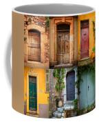 French Doors Coffee Mug by Inge Johnsson