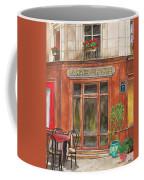 French Storefront 1 Coffee Mug by Debbie DeWitt