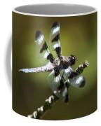 Fresh Morning Dragonfly Coffee Mug by Christina Rollo