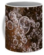 Frozen Bubbles Coffee Mug by Anne Gilbert