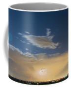 Full Moon Light Coffee Mug by James BO  Insogna