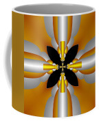 Futuristic Coffee Mug by Svetlana Nikolova