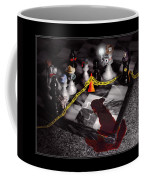 Game - Chess - It's Only A Game Coffee Mug by Mike Savad