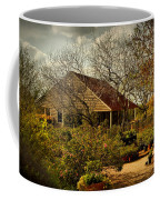 Garden Fantasy Coffee Mug by Linda Unger