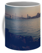 Gently The Evening Comes Coffee Mug by Laurie Search