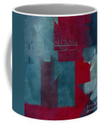 Geomix 03 - S330d05t2b2 Coffee Mug by Variance Collections