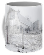 Ghost Barn Coffee Mug by Bill Wakeley