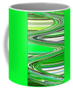 Go With The Flow Coffee Mug by Carol Groenen
