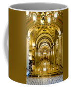 Golden Government Coffee Mug by Greg Fortier