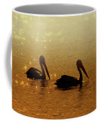 Golden Morning Coffee Mug by Mike  Dawson