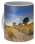 Golden Vines Coffee Mug by Mike  Dawson