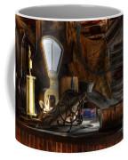 Grain Elevator Coffee Mug by Bob Christopher